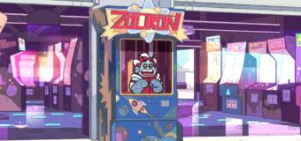 Steven Universe 4×05: Future Boy Zoltron