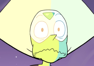 The Kindergarten Kid Steven Universe Peridot