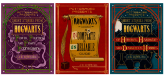 Pottermore Presents eBooks to Offer New Look into Harry Potter Series