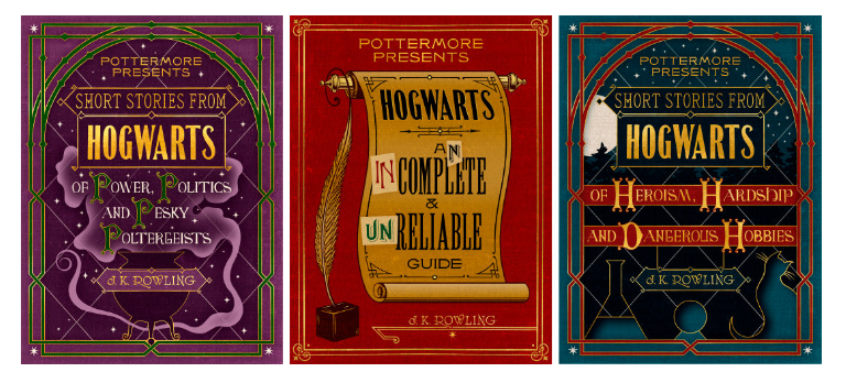 Pottermore presents ebooks to offer new look into harry potter pottermore presents ebooks to offer new look into harry potter series fandeluxe Gallery