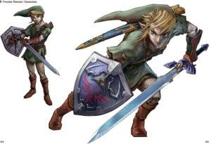 Zelda Arts and Artifacts 3