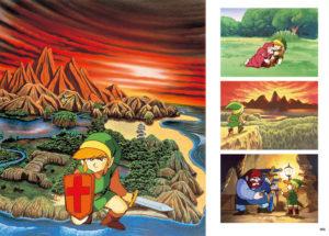 Zelda Arts and Artifacts 1