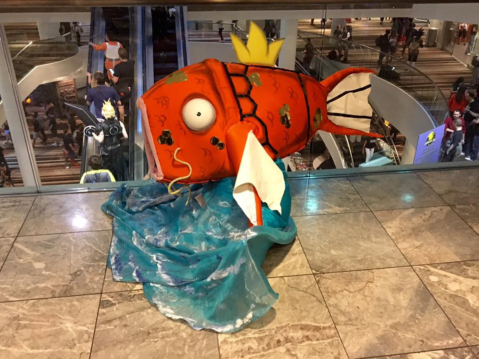 Dragon Con 2016 Cosplay Magikarp