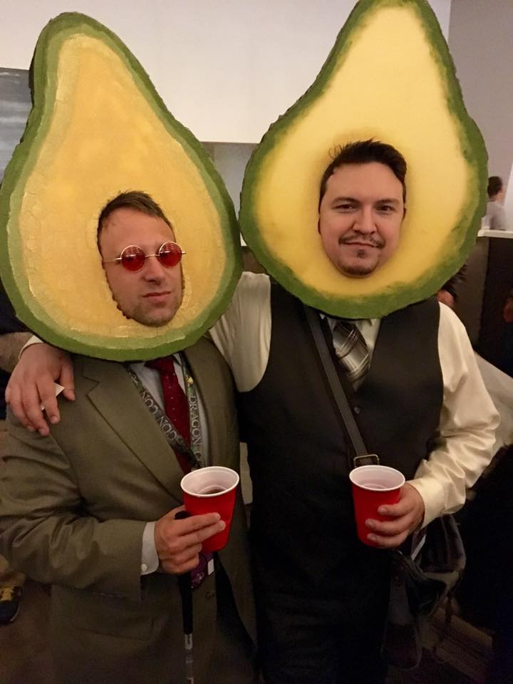Dragon Con 2016 Cosplay Daredevil Avocados at Law
