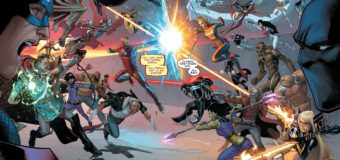 Civil War II Issue 5 Shows Marvel Comic Book Universe Facing a Dire Future