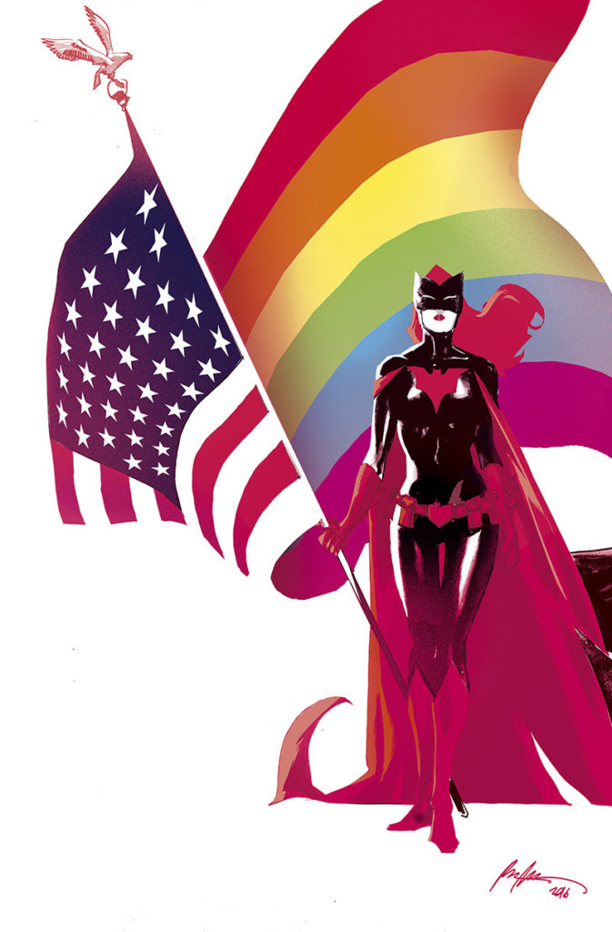 Love is Love DC Comics Pulse Orlando