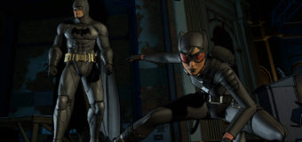 'Batman – The Telltale Series' Episode 2: 'Children of Gotham' New Screenshots! Available As Physical Disc!