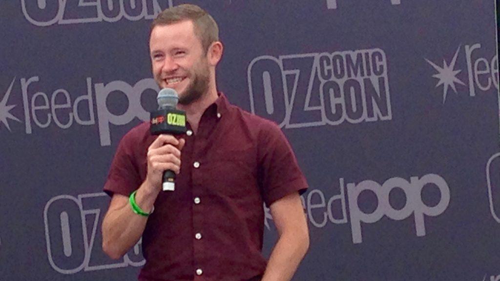oz comic-con sydney