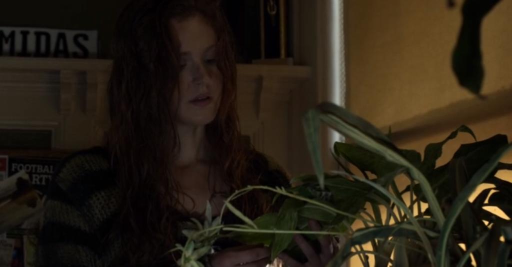 gotham season 3 ivy burn the witch