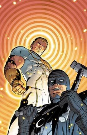 Midnighter and Apollo Cover 1 DC Comics