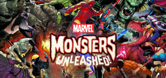 "Marvel Heroes Unite in ""Monsters Unleashed"""