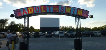 Adult Swim Drive In a Delightful Night of Laughs and Lines