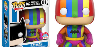 Funko Reveals New York Comic Con 2016 Exclusives