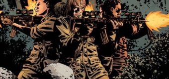 The Walking Dead Volume 26 Review: Call to Arms