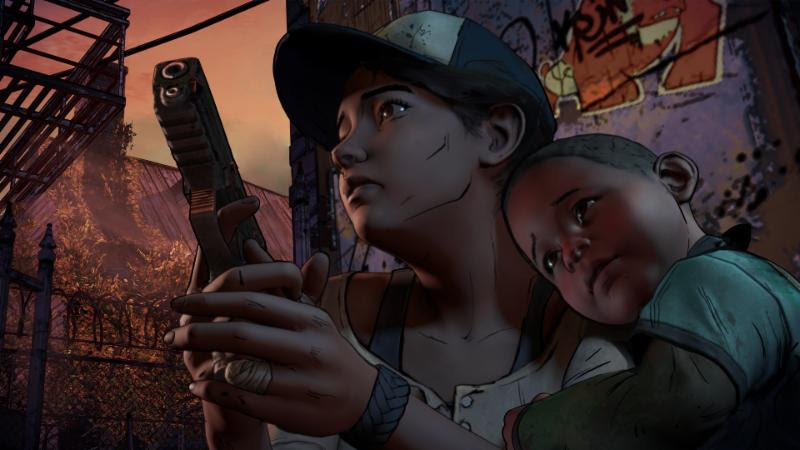 The Walking Dead A New Frontier Clementine Season 3