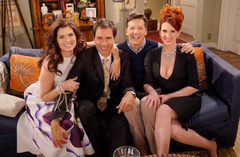 Will and Grace Reunion Will & Grace