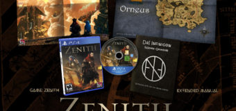 'Zenith' Is an Upcoming RPG That Makes Fun of The Genre It Is A Part Of!
