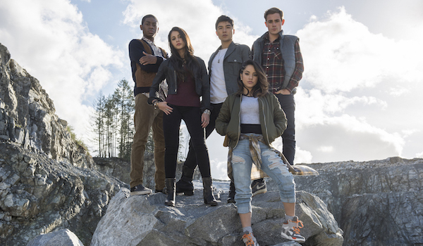 Power Rangers Cast