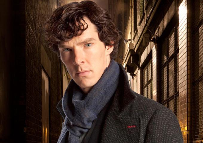 Sherlocked Benedict Cumberbatch