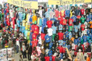 MegaCon Tampa Bay Vendors