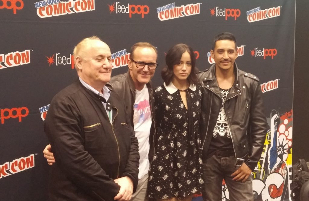 Agents of SHIELD NYCC