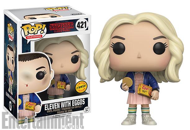 Eleven Eggos Funko Pop
