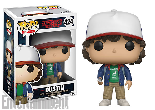 Dustin Stranger Things Funko Pop