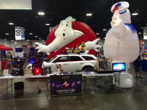 MegaCon Tampa Bay 2016 Cat5 Ghostbusters