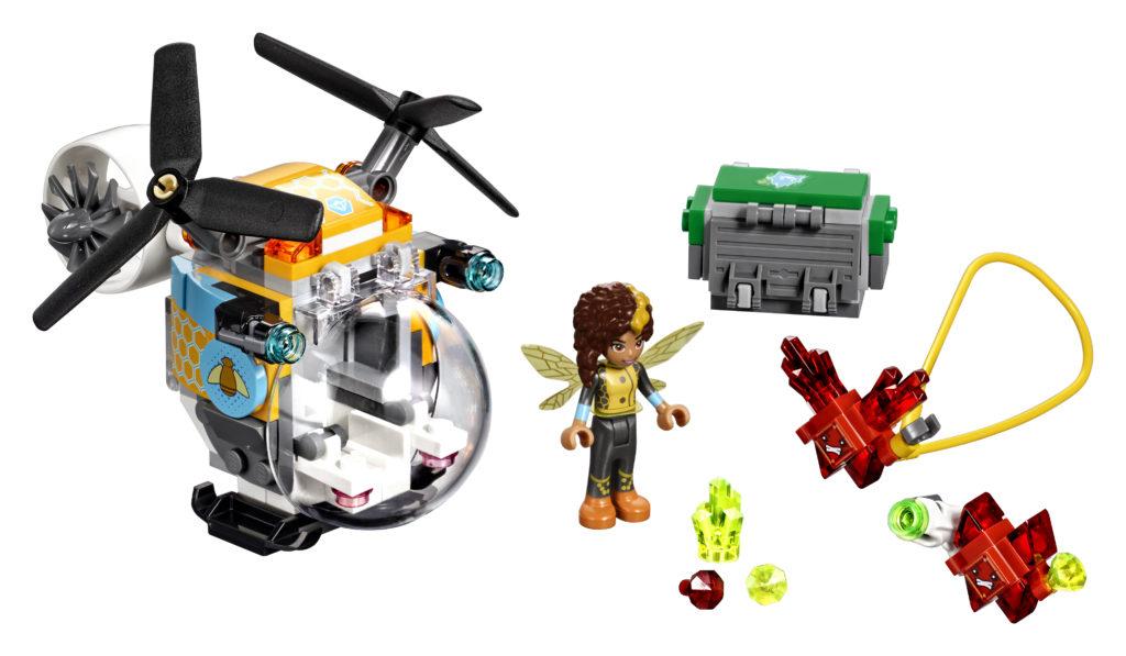 LEGO DC Super Hero Girls BB