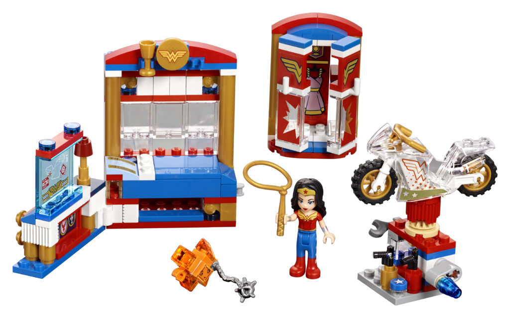 LEGO DC Super Hero Girls WW