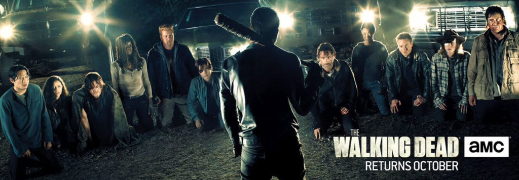The Day Will Come When You Won't Be The Walking Dead Season 7 Premiere