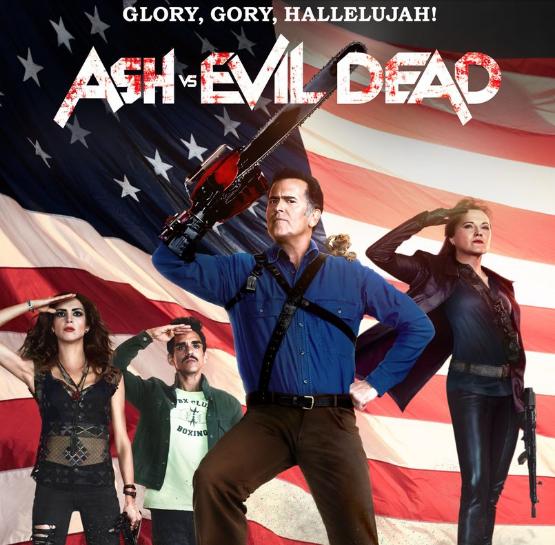 Ash vs Evil Dead Season 2 Starz