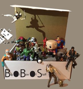 BoBoS subscription box big ol box of stuff