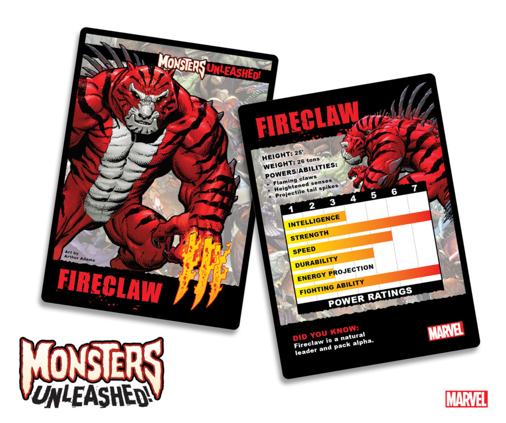 FIRECLAW by Art Adams