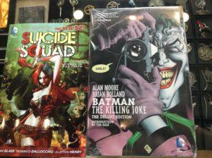 Digital realm the killing joke Suicide Squad Harley