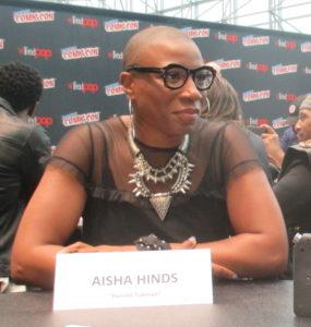 Underground - Aisha Hinds