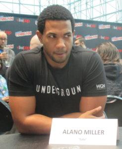 Underground - Alano Miller