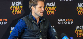 MCM London: Interview with Battlestar Galactica's Jamie Bamber
