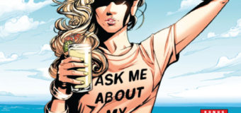Chelsea Cain Hounded Off Twitter After Feminist Mockingbird Cover