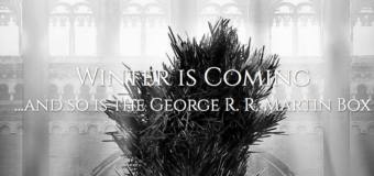 Random House Releasing Exclusive George R.R. Martin Boxes