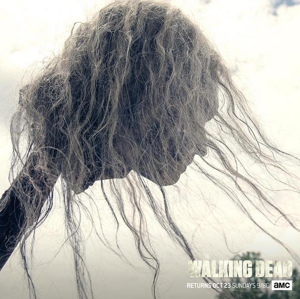 Walking Dead News AMC Instagram