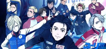 'Yuri on Ice' Skates into My Heart on Rainbow Glitter Skates