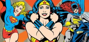 """DC Comics: The Big Book of Girl Power"" Teaches Kids About Female Superheroes!"