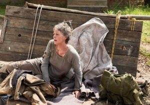 The Well The Walking Dead Carol