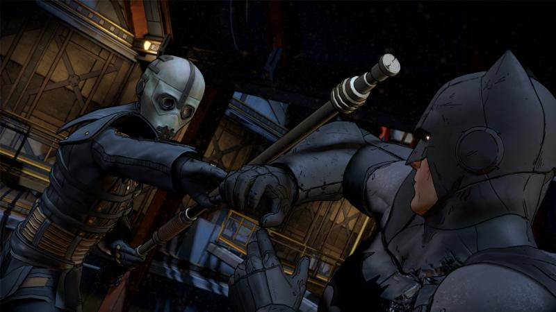 New World Order Batman The Telltale Series Episode 3