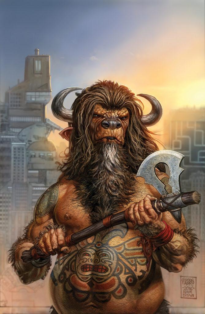 American Gods Comic