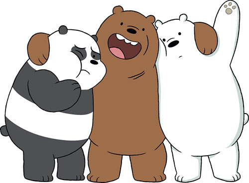 """We Bare Bears"" Renewed for Season 3 - The Geekiary"