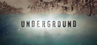 Underground at New York Comic Con 2016