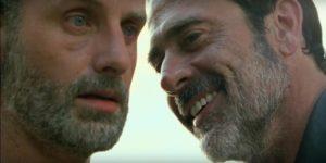 Service The Walking Dead Negan Rick Grimes