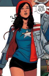Miss America Chavez Marvel